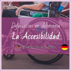 La Accesibilidad en Alemania - Sillas de Ruedas - Transporte Público