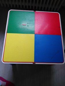 Mesa de luz - mesa base
