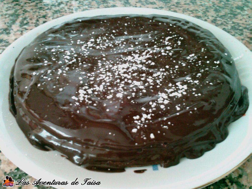 ¡Tachán! Una deliciosa tarta