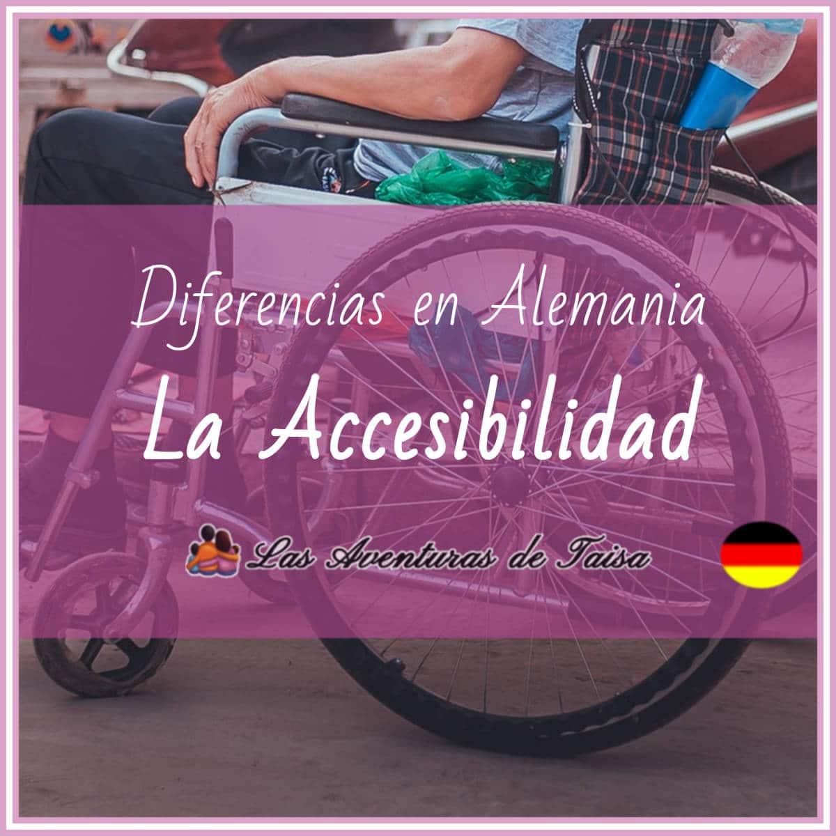Accesibilidad en Alemania, Escaleras y Ascensores (Diferencia Nº 1)