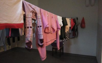 Tender la ropa en Alemania (Diferencia Nº 13)