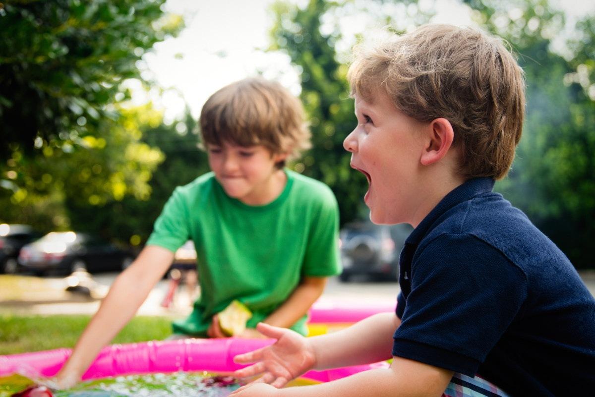 Resolución de conflictos de niños en Alemania