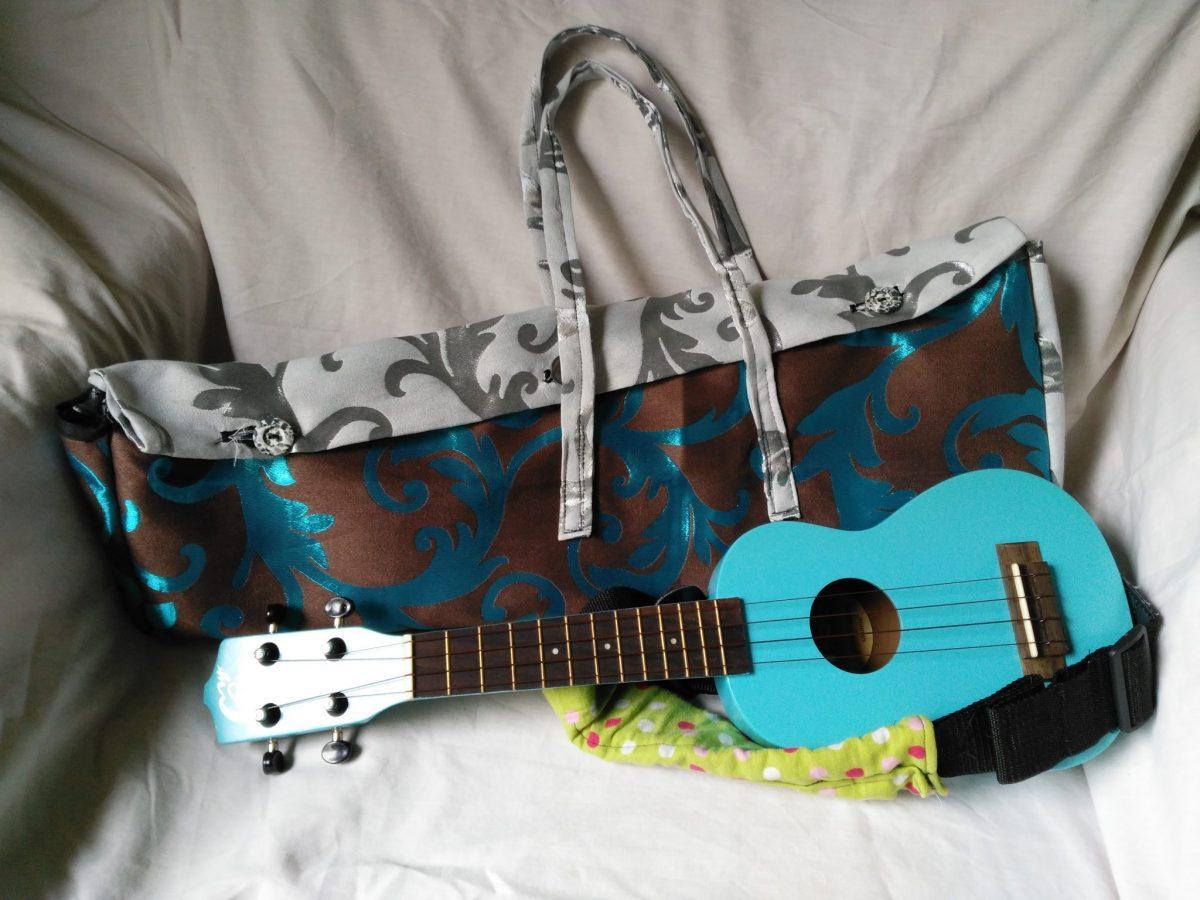 Funda para Guitarra DIY