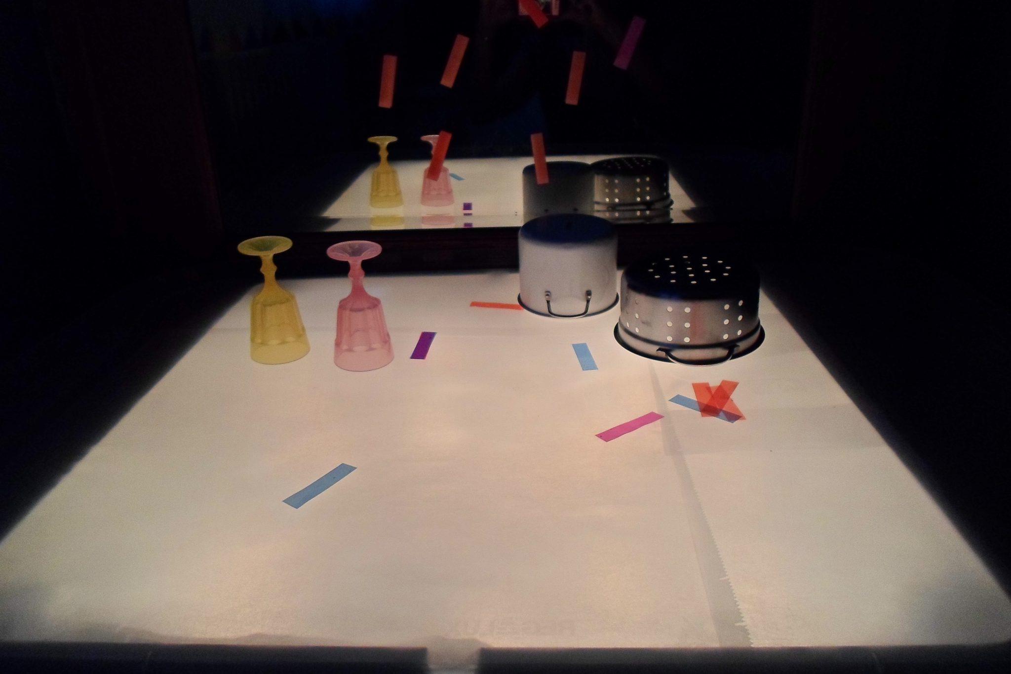 Manualidades: ¡Nuestra mesa de luz!