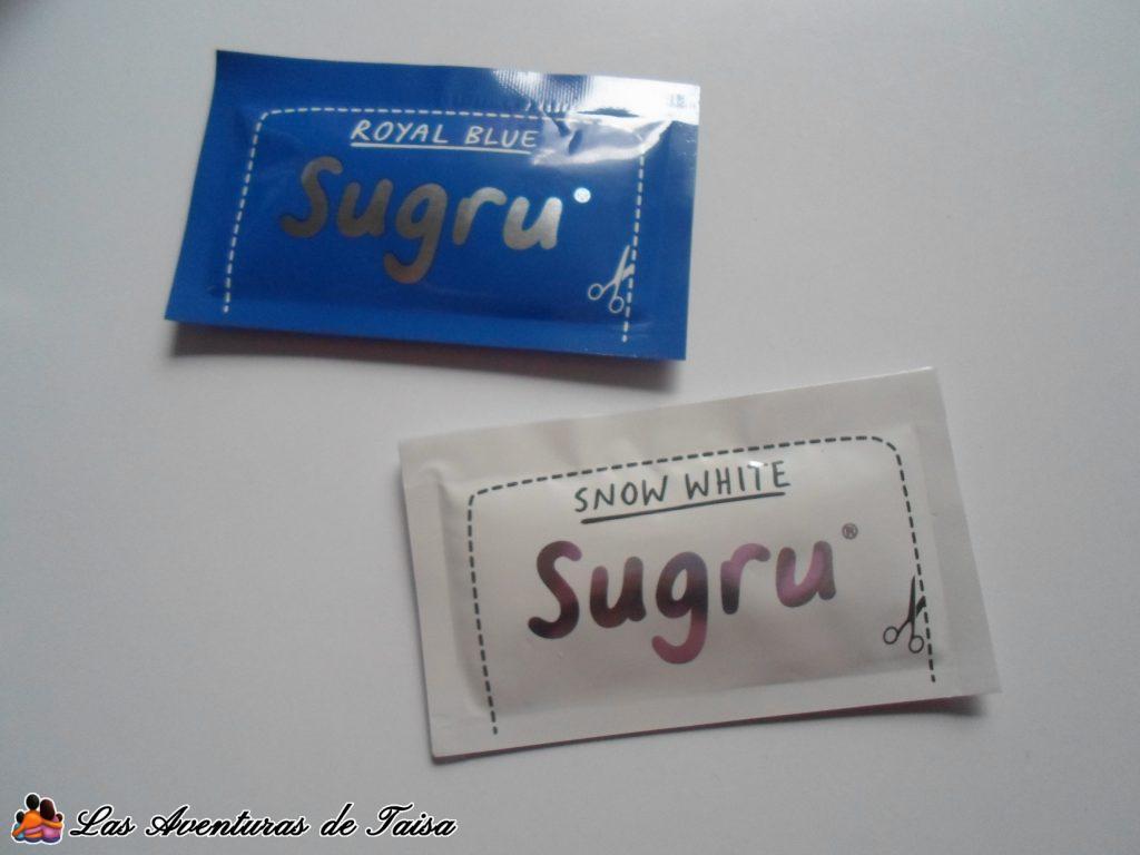 Sugru - Blanco y Azul