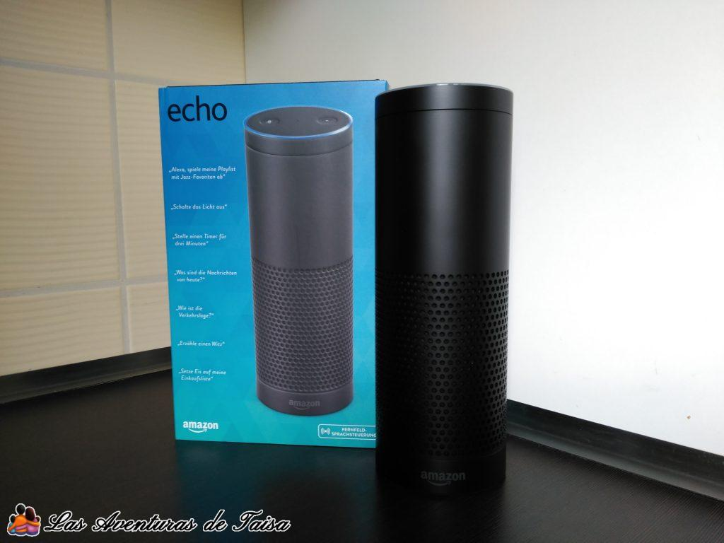 Qué es Amazon Echo - el asistente Alexa de Amazon