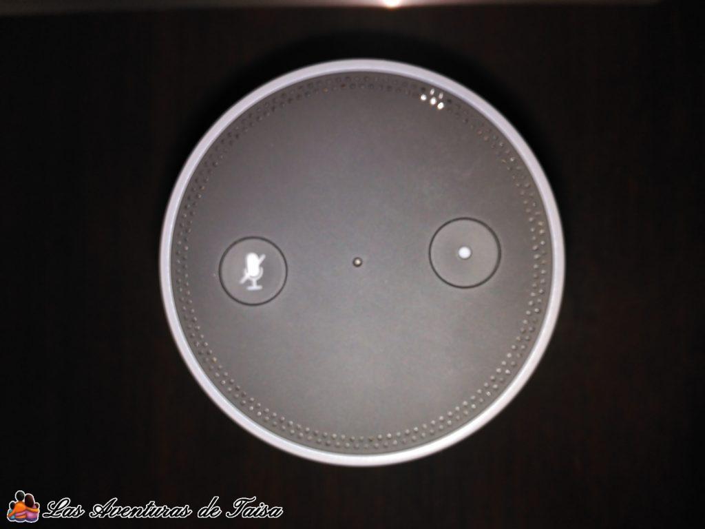 Qué es Amazon Echo botones