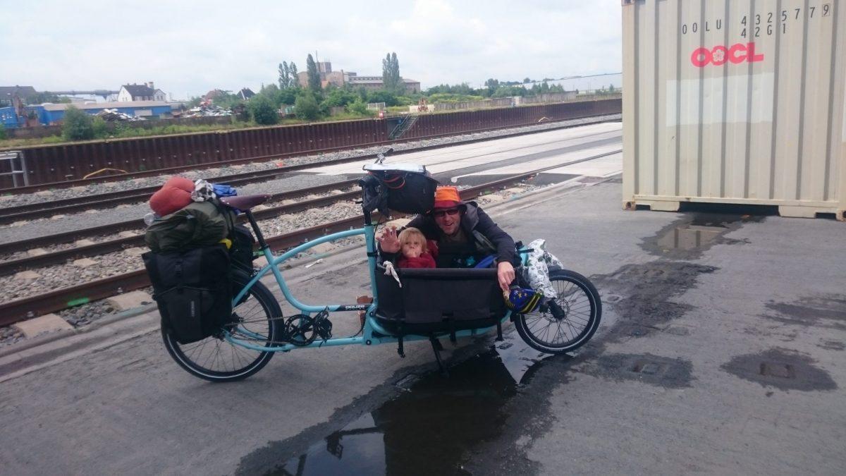 La Douze - Cargobikebaby