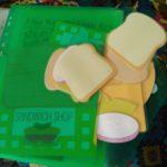 Juegos de Viaje Imprimibles - Tienda de sandwich bocadillos