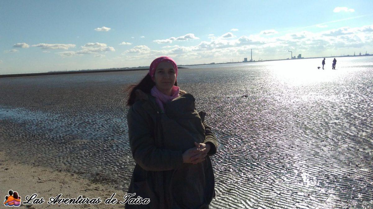 Nordsee - Taisa en El Mar del Norte - Junto a Center Parcs