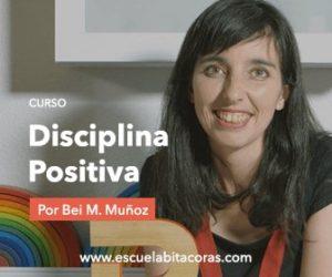 Curso de Disciplina Positiva de Escuela Bitácoras