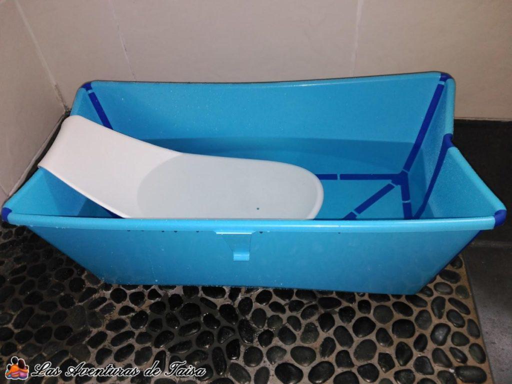 La mejor ba era para beb flexi bath de stokke de - Banera flexi bath ...