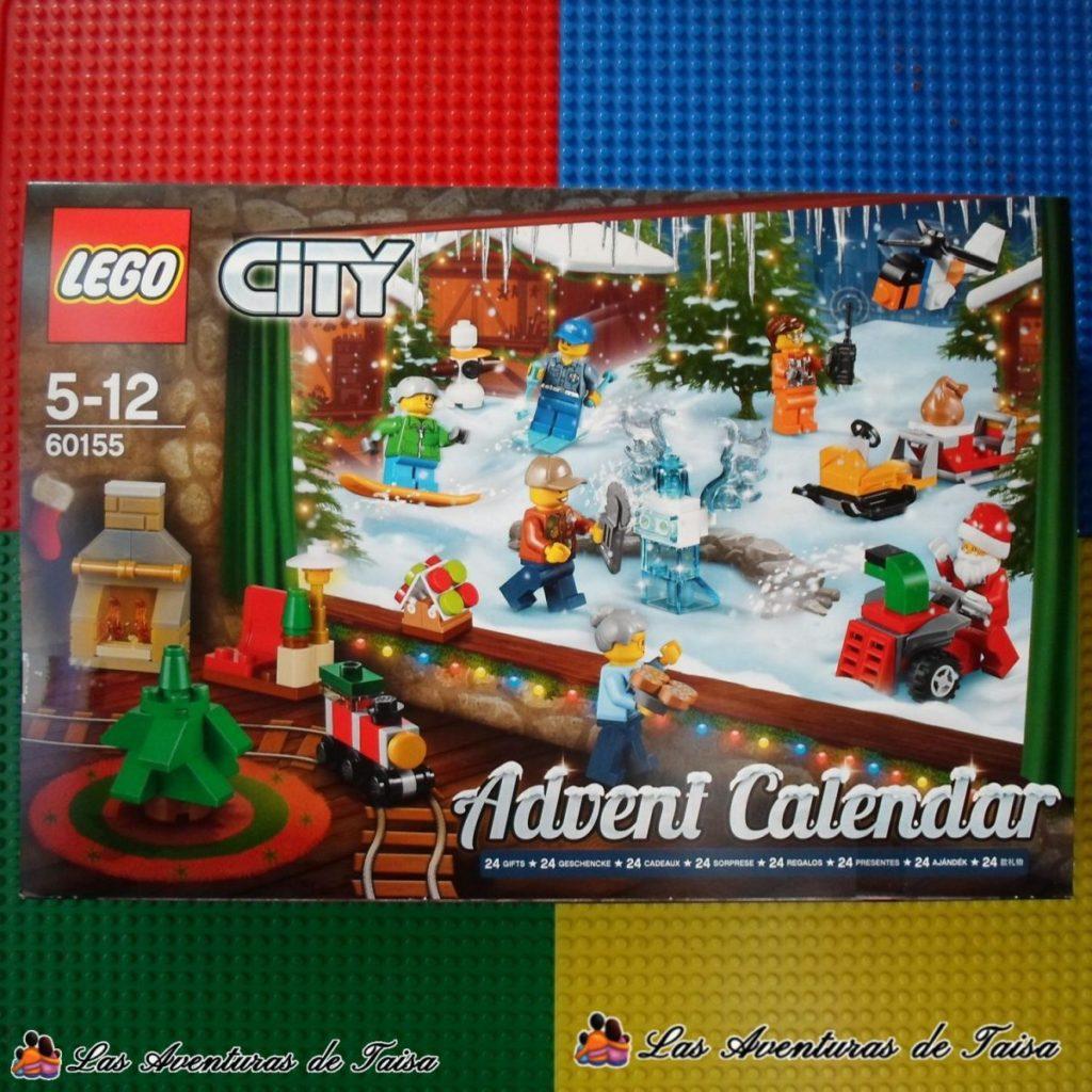 Calendario de Adviento de Lego City