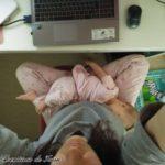 Cómo trabajar desde casa con un bebé - Mi experiencia