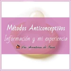 Tipos de métodos anticonceptivos y mi experiencia con pastillas anticonceptivas, aro hormonal, implante implanon y DIU Hormonal Mirena