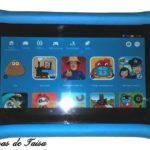 Tablet Fire Kids - Una tablet para niños muy segura