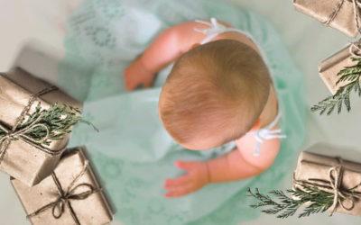 Ideas de regalos para bebés