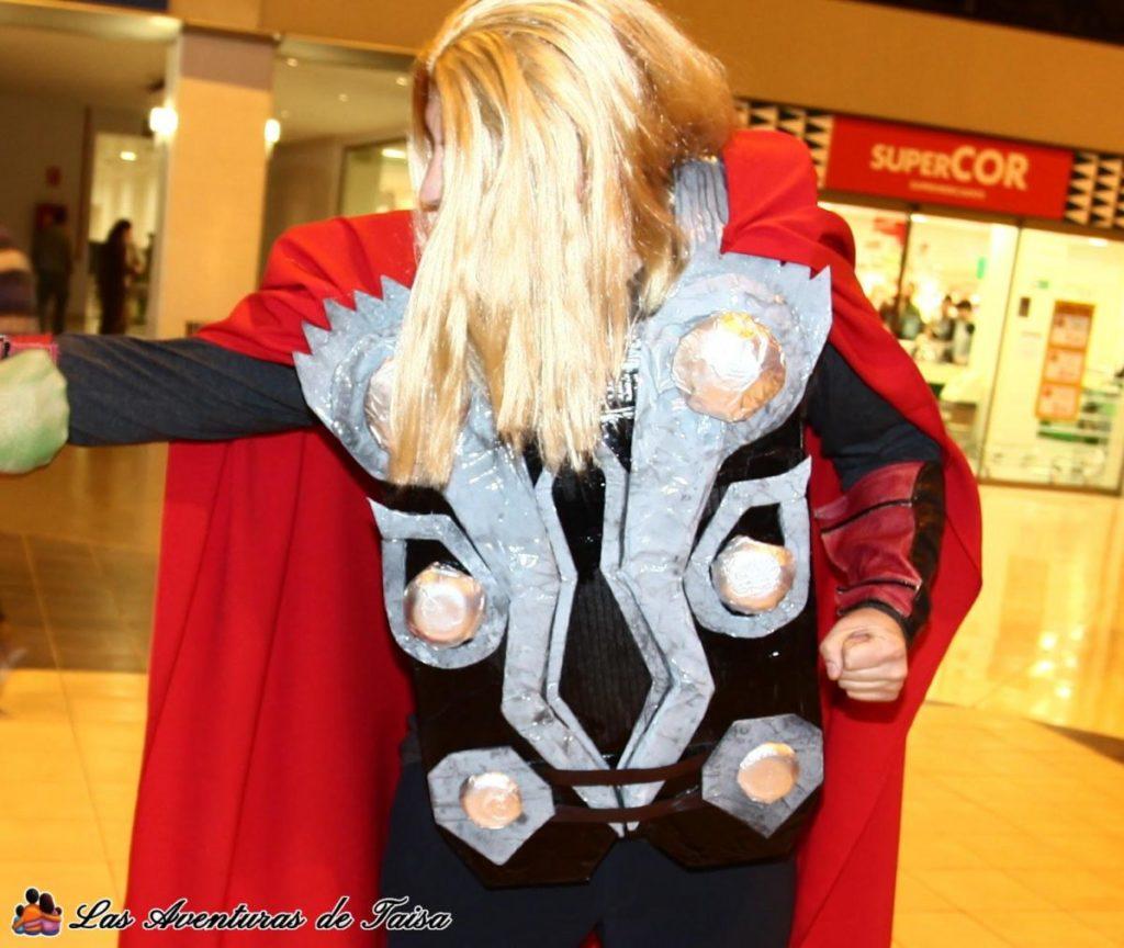 Coraza para disfraz de Thor - Vengadores