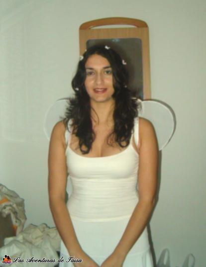 Mi Disfraz de Hada - Pixie - (Qué jovencita era... :P)