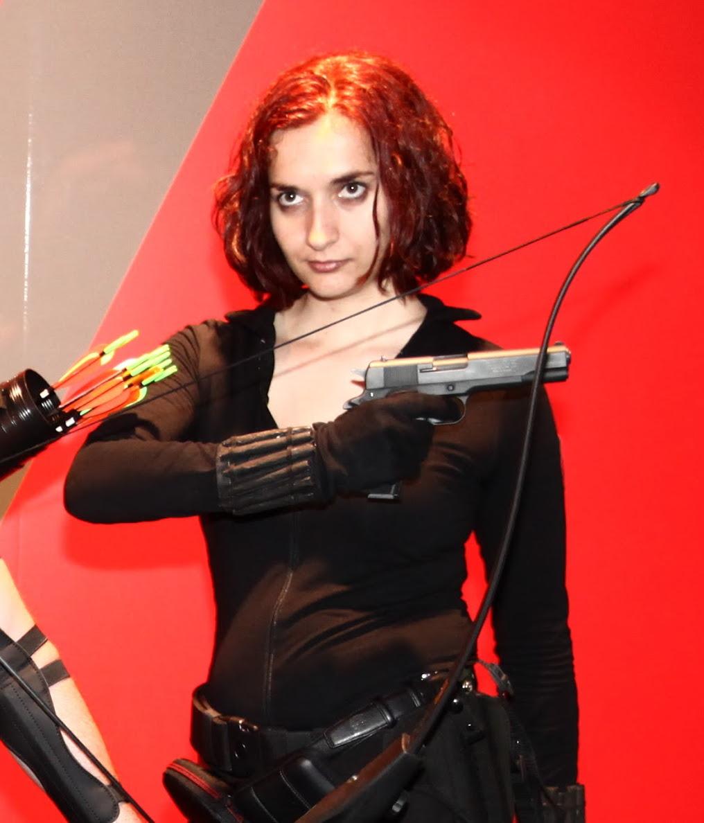 Disfraz de Viuda Negra – Natasha Romanov – Vengadores 2012