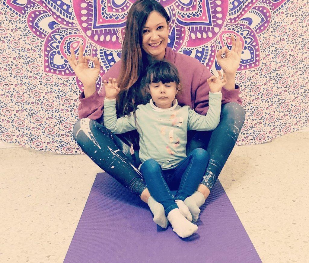 Relajación y Yoga para Niños en Yoga Kids Sevilla