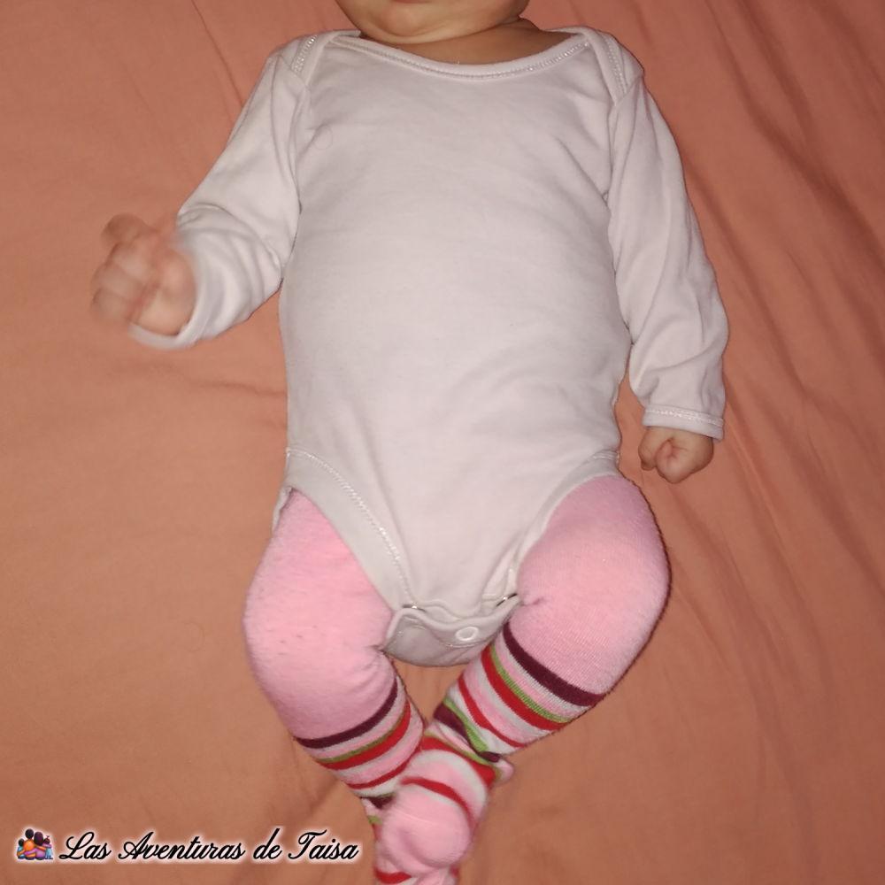 Como abrigar un bebé para estar en casa en Alemania