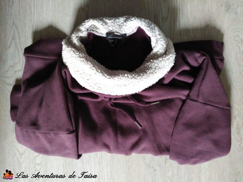 Jersey de forro polar 10€