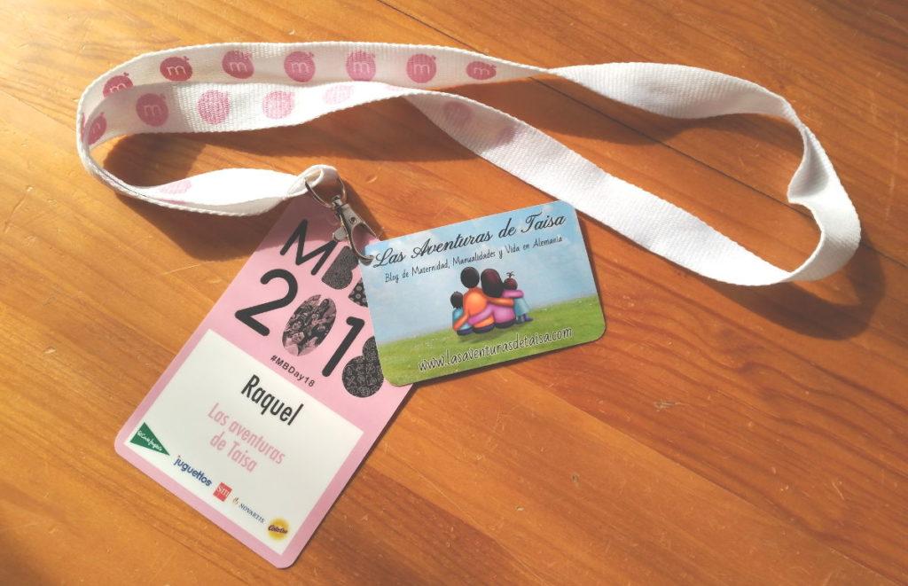 Identificación del MBDay y mi tarjeta de visita