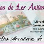 Cierra los ojos Ona - Libro de Raquel Piñero y Arancha Perpiñán (Sorteo Cerrado)
