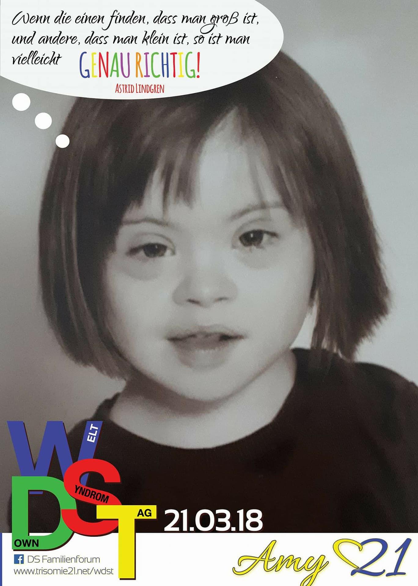 WDST 18 Trisomie.net Amy