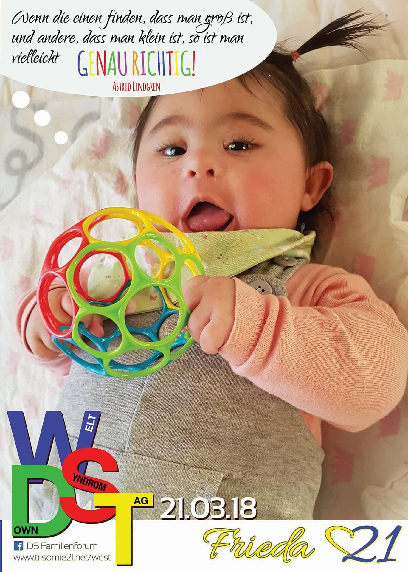 WDST 18 Trisomie.net Frieda