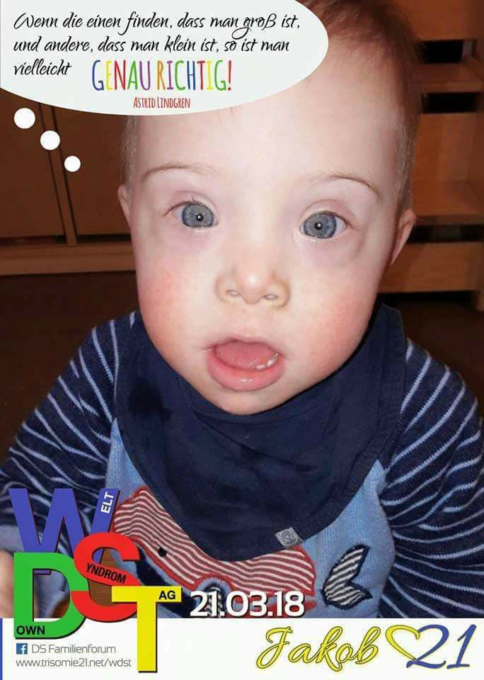WDST 18 Trisomie.net Jakob