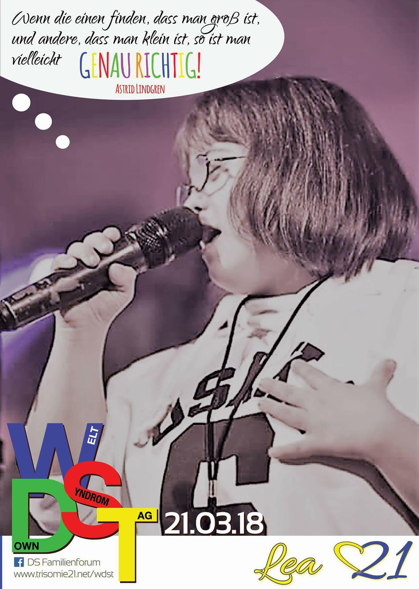 WDST 18 Trisomie.net Lea