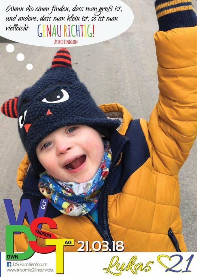 WDST 18 Trisomie.net Lukas