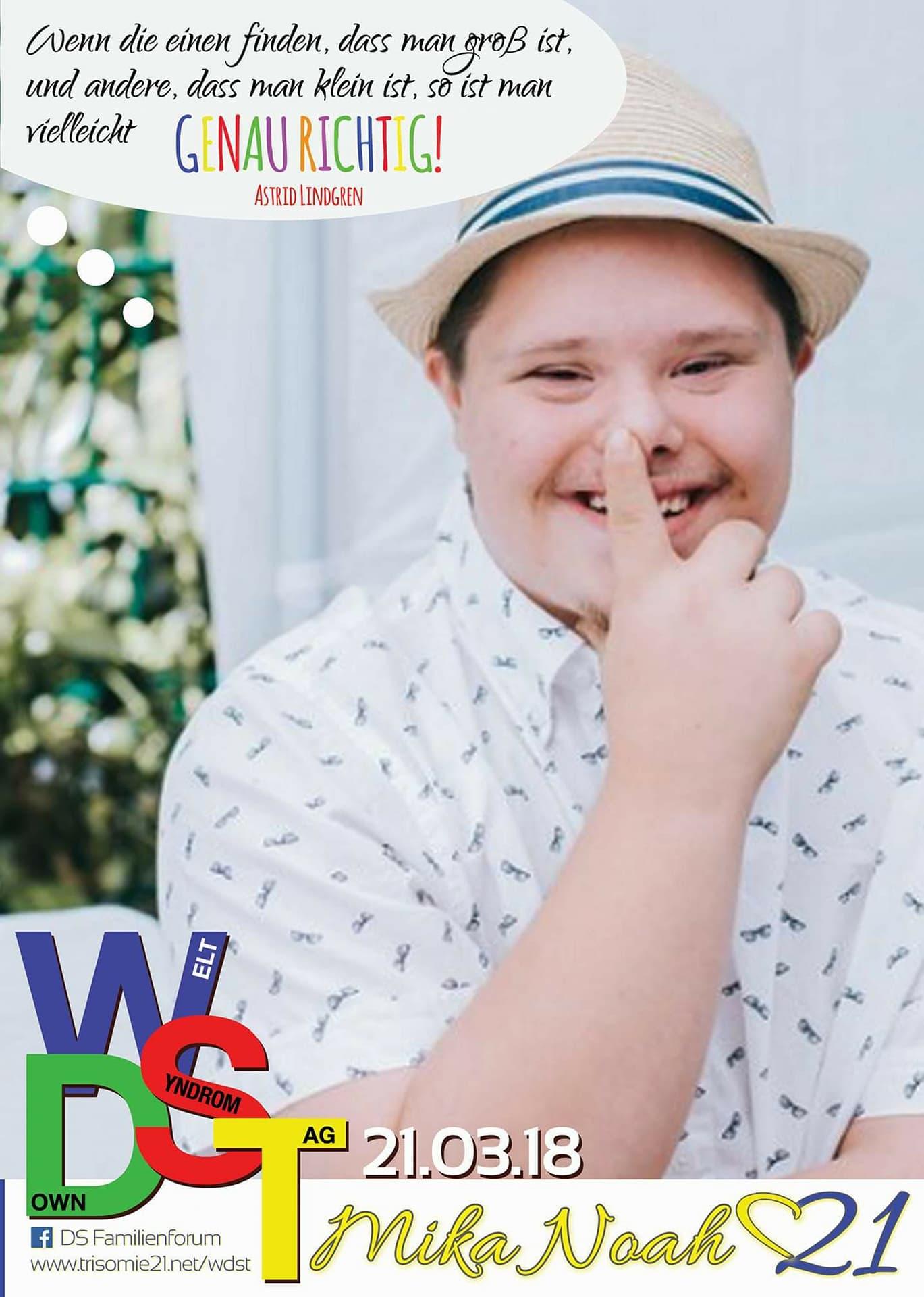 WDST 18 Trisomie.net Mika