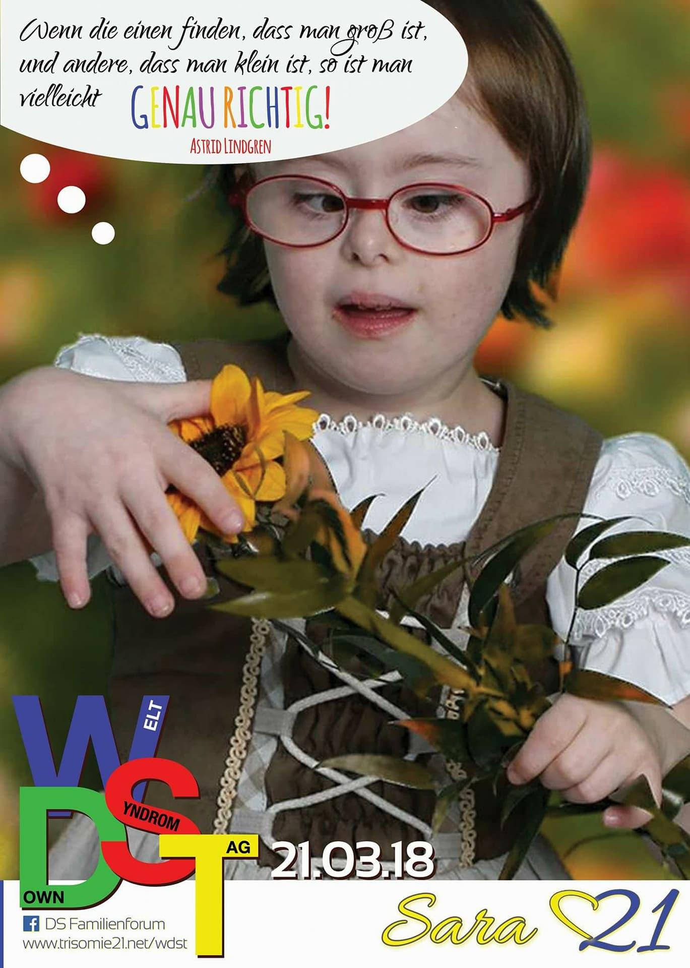 WDST 18 Trisomie.net Sara