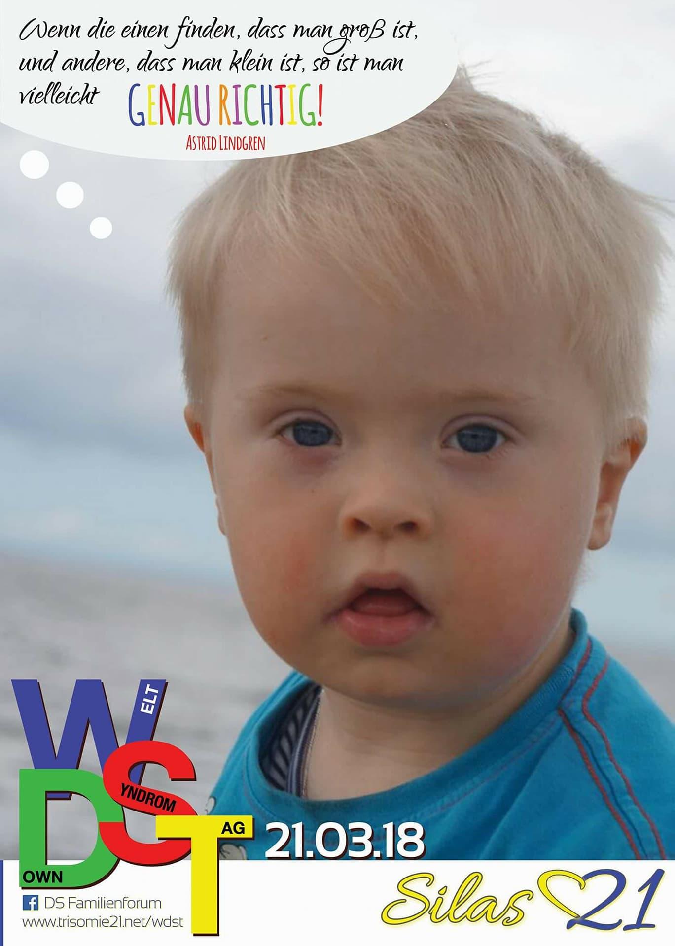 WDST 18 Trisomie.net Silas
