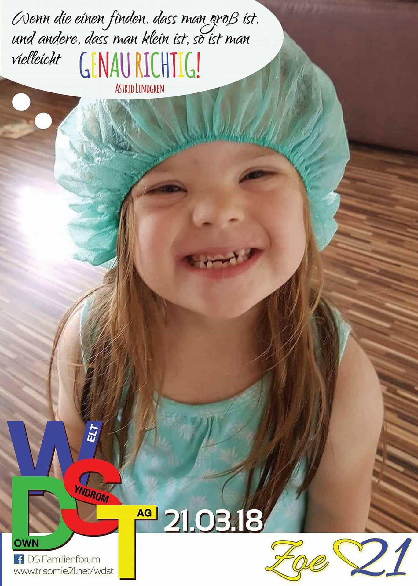 WDST 18 Trisomie.net Zoe