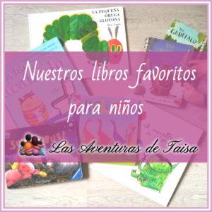 Libros para niños - Nuestros favoritos