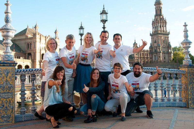 Viajes de idiomas para aprender español - spanisch lernen in Spanien