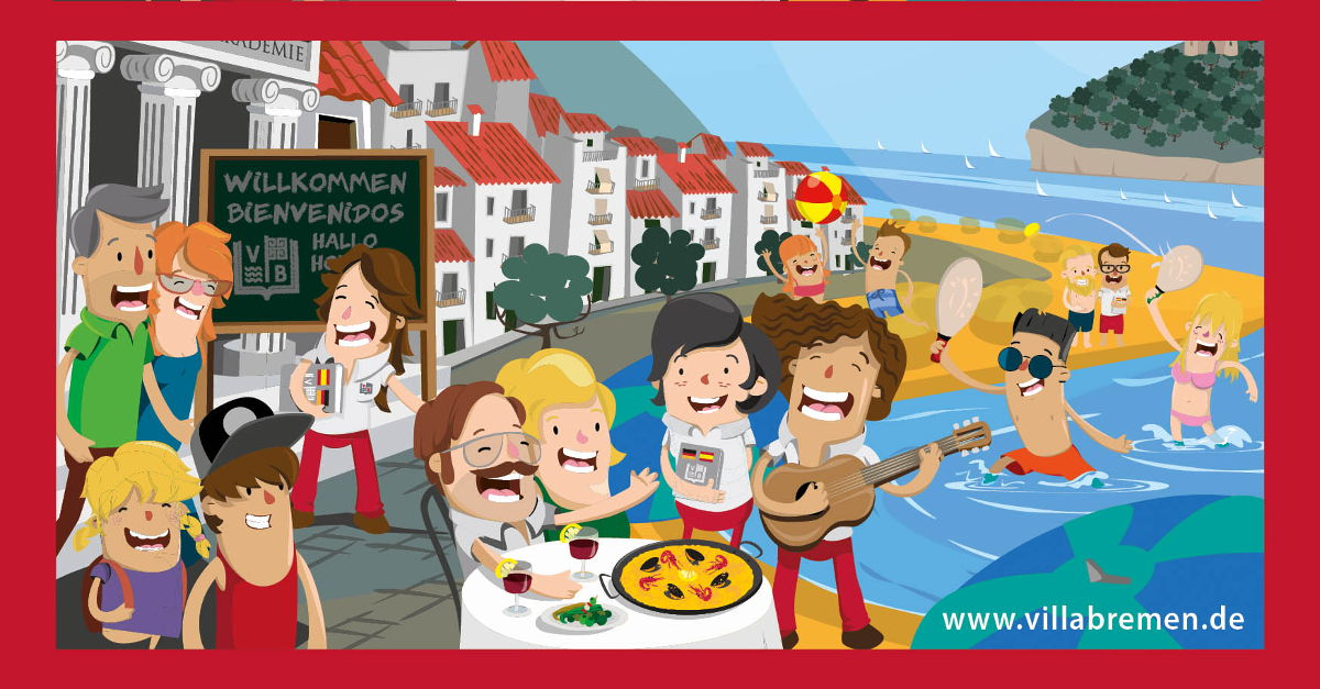 Villabremen: Una forma única de aprender español en España