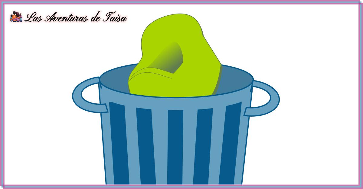 el mejor truco para limpiar el orinal - dejar de hacerlo