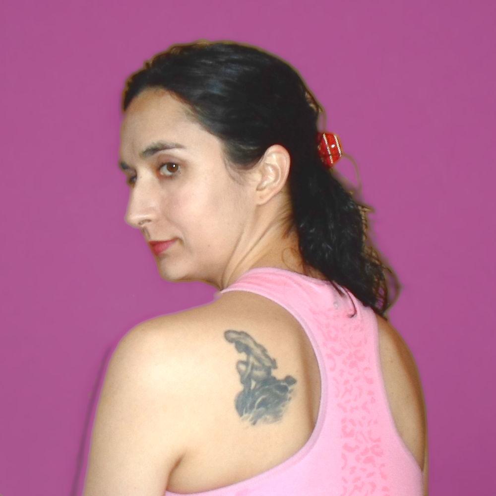 Mi tatuaje de la Sirenita