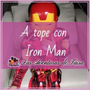 Nuevo disfraz de Iron Man cortesia de Vegaoo