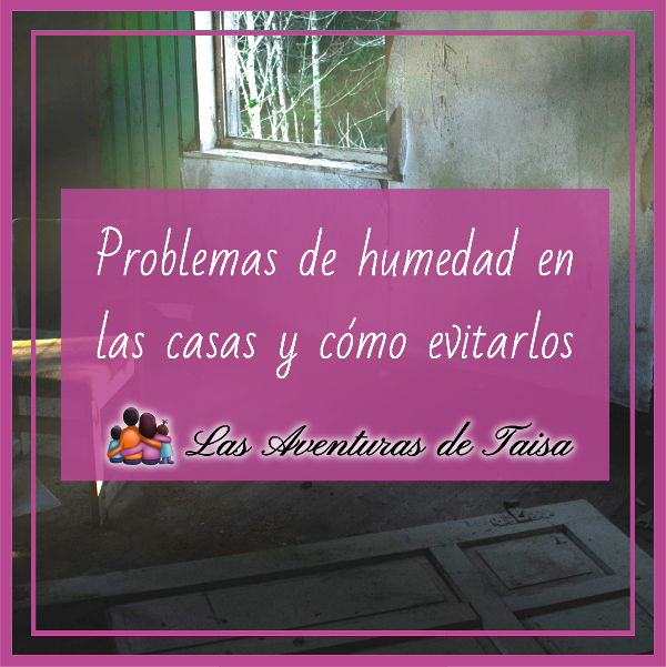 Cómo evitar y resolver problemas de humedad y moho en las casas