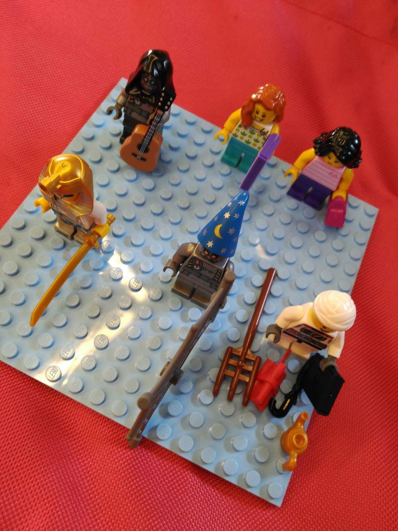 Compra como un loco en Legoland - Vigila tu presupuesto
