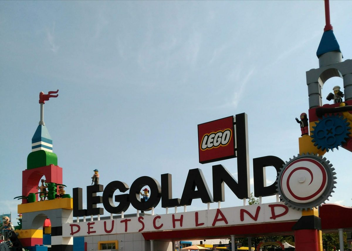 Entrada en Legoland Alemania