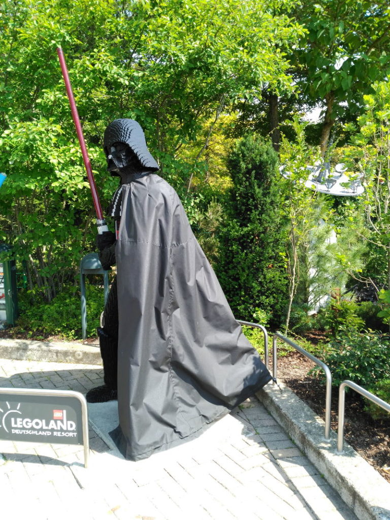 Legoland - Lego Star Wars - Darth Vader