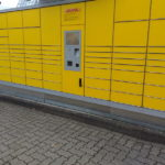 Packstation de DHL
