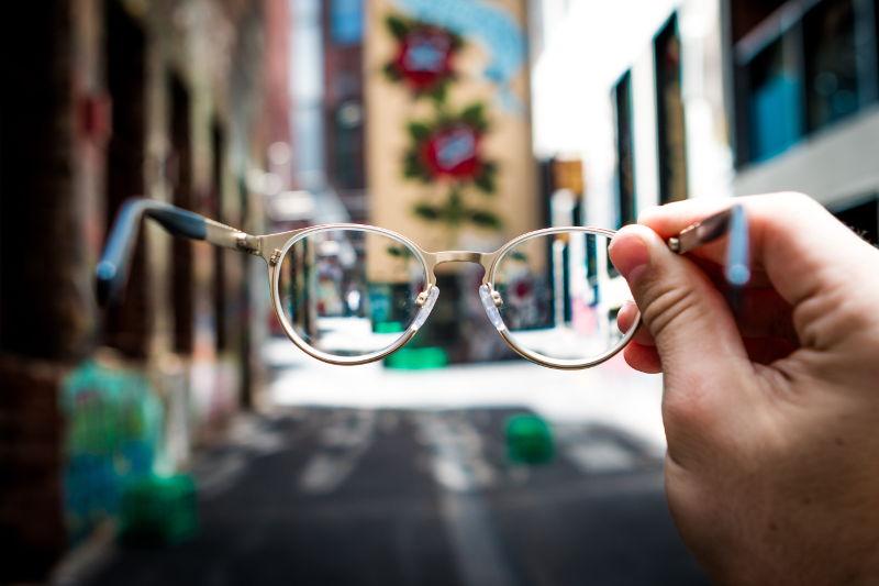 Como es llevar gafas
